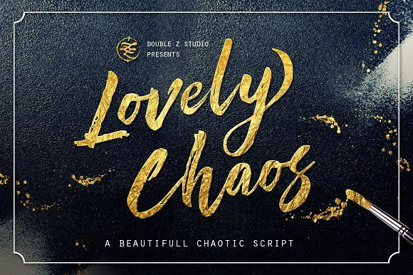 LovelyChaos Script by DoubleZ Studio on @creativemarket
