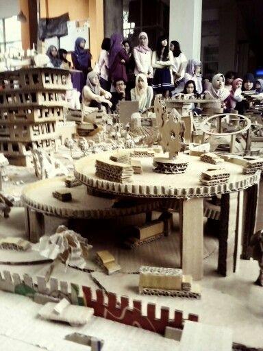 City of motion - tugas kolaborasi departemen arsitektur 2013