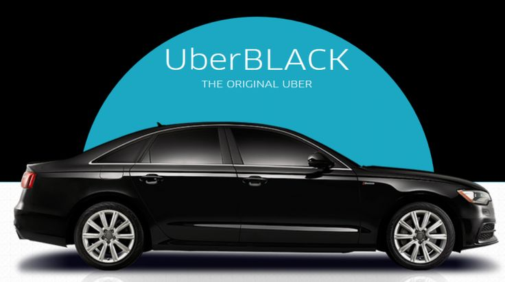 uber black car or suv