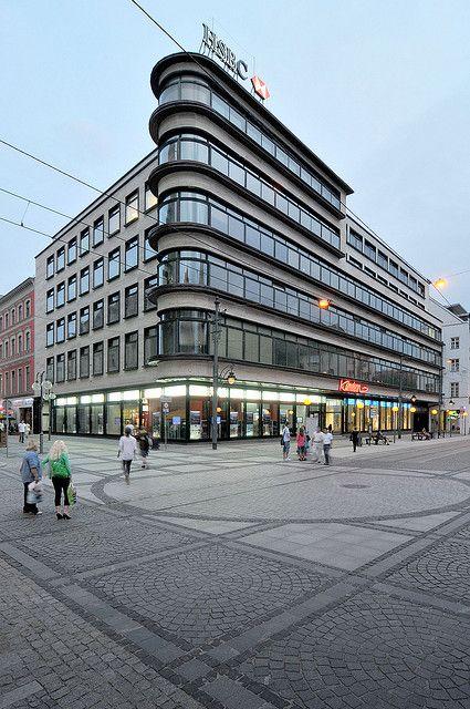 Rudolf Petersdorff Department Store in Wrocław, Poland