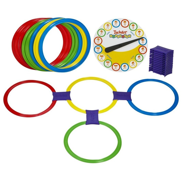 Miss Thrifty SLP: I like to move it, move it....with articulation: 18 00Twister Hopscotch, Slp Ideas, Activities Games, Gift Ideas, Articulation Ideas, Review Game, Thrifty Slp, Therapy Ideas, Kid