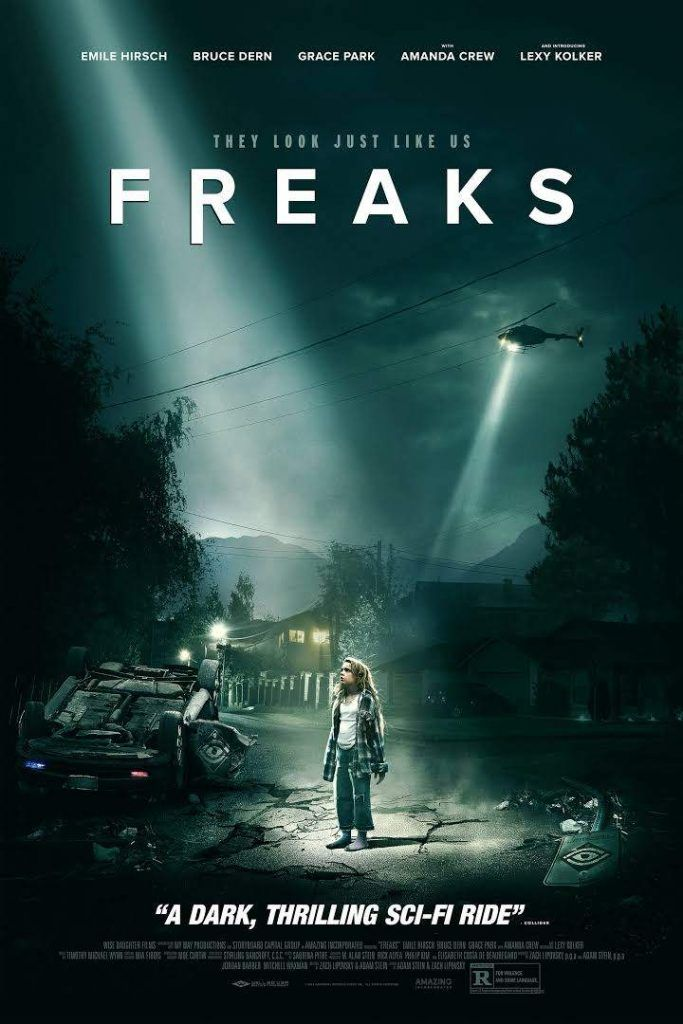 Download Movie Freaks 2018 Sci Fi Thriller Movies Coming Soon Grace Park