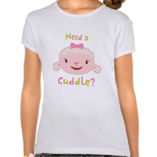 Lambie - Need a Cuddle. Regalos, Gifts. #camiseta #tshirt