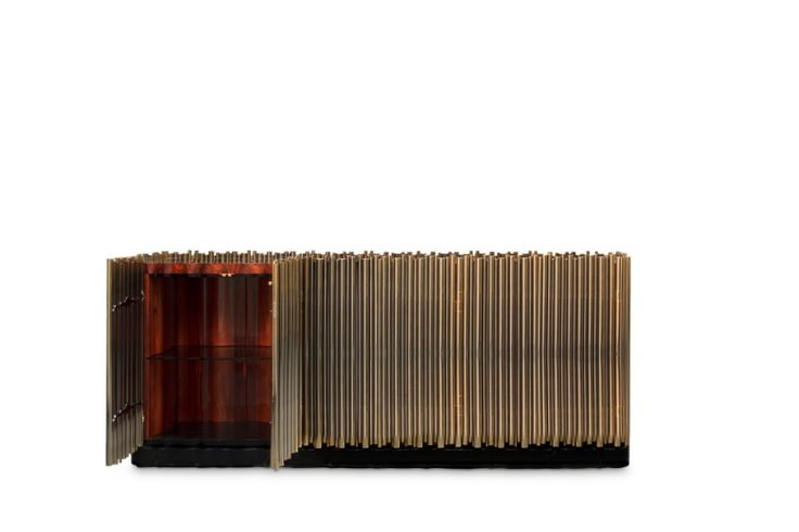 The Sideboards By Boca do Lobo's Limited Edition Collection (Part I) | www.bocadolobo.com #buffetsandcabinets #cabinets #cabinetsandsideboards #luxurybrands #luxury #luxurious #famousbrands #highendbrands #gold #exclusivedesign #interiordesign @buffetsandcabinets limited edition The Sideboards By Boca do Lobo's Limited Edition Collection (Part I) The Sideboards By Boca do Lobo   s Limited Edition Collection Part I 1