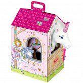 JEDNOROŻEC W STAJNI, KSIĘŻNICZKA LILLIFEE, SPIEGELBURG - Buy4Kids - zabawki dla dzieci