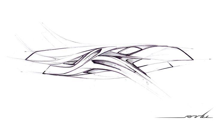 Concept Art/Form finding/Atmospheres/Design strategies