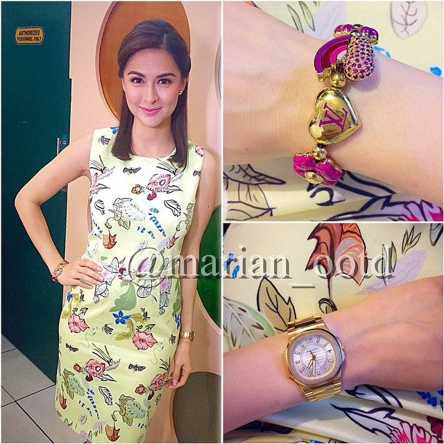 MARIAN RIVERA's STYLE @marian_ootd @therealmarian's ...Instagram photo | Websta (Webstagram)