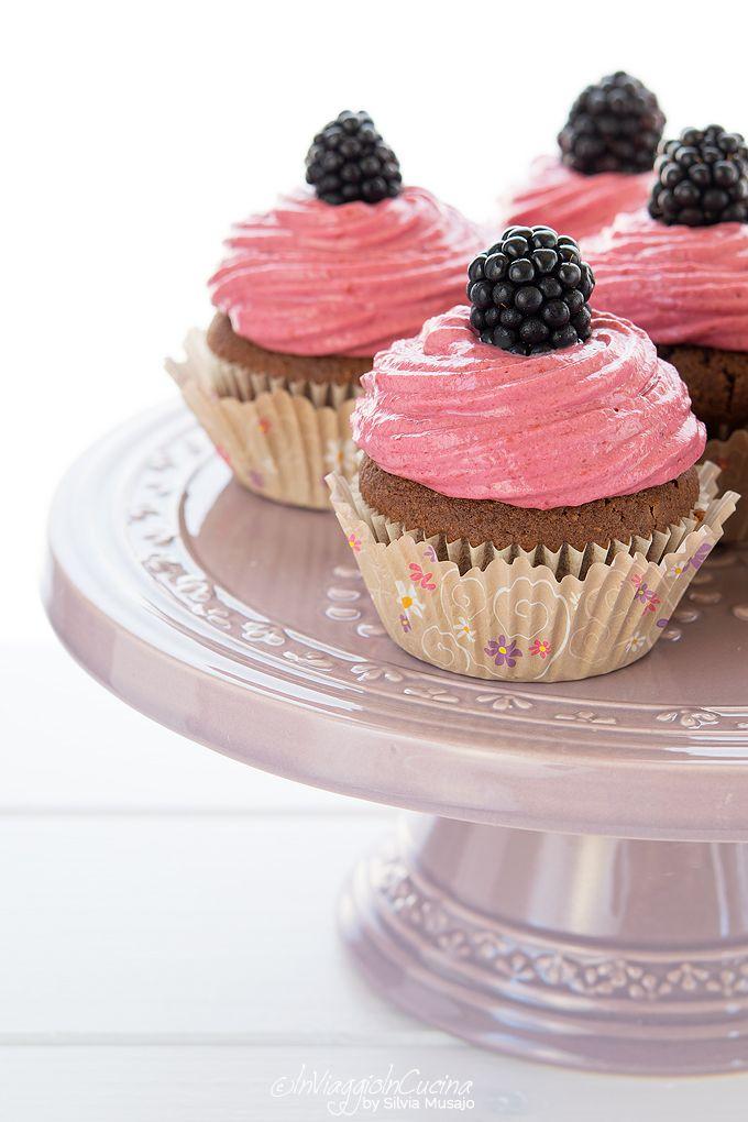 Cupcakes cioccolato e more