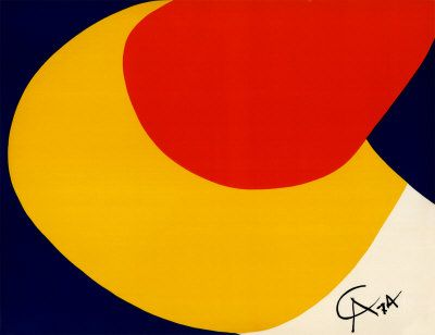 Convection by Alexander Calder