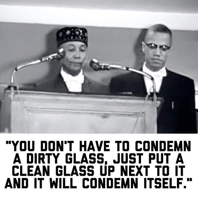 A Reavealing Truth from a Mna I still greatly admire The Most Honorable Elijah Muhammad.