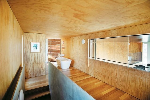 """No room for modesty here, but like its overall creative direction, this is a """"nude"""" house, free from distractions and liberated through simplicity."""