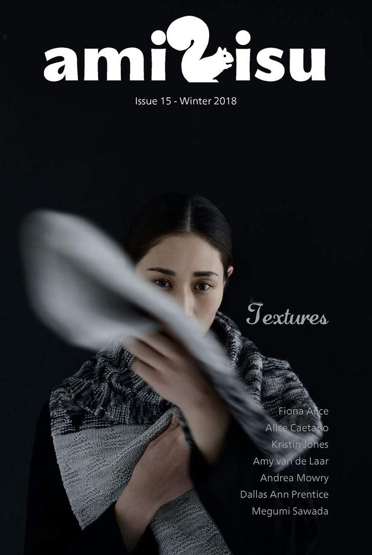 Amirisu Issue 15 — Winter 2018.
