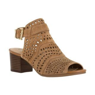 f229f5a591ef Shop for Bella Vita Women s Fonda Tan Suede Leather Sandal. Get free  shipping at Overstock.com - Your Online Shoes Outlet Store! Get 5% in  rewards …