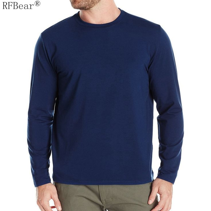 RFBEAR Casual Long Sleeved O-Neck Shirt     Tag a friend who would love this!     FREE Shipping Worldwide | Brunei's largest e-commerce site.    Get it here ---> https://mybruneistore.com/rfbear-brand-cotton-solid-color-t-shirt-new-2016-autumn-and-winter-man-t-shirt-fashion-long-sleeved-casual-o-neck-t-shirt-m-5xl/