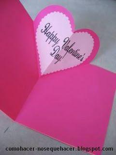 Cómo hacer cartas de amor   Como Hacer Manualidades y Decoraciones Fácil