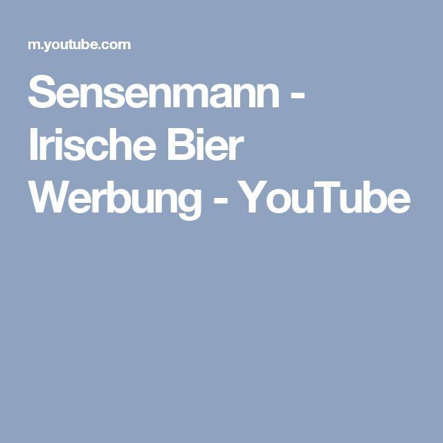 Sensenmann - Irische Bier Werbung - YouTube