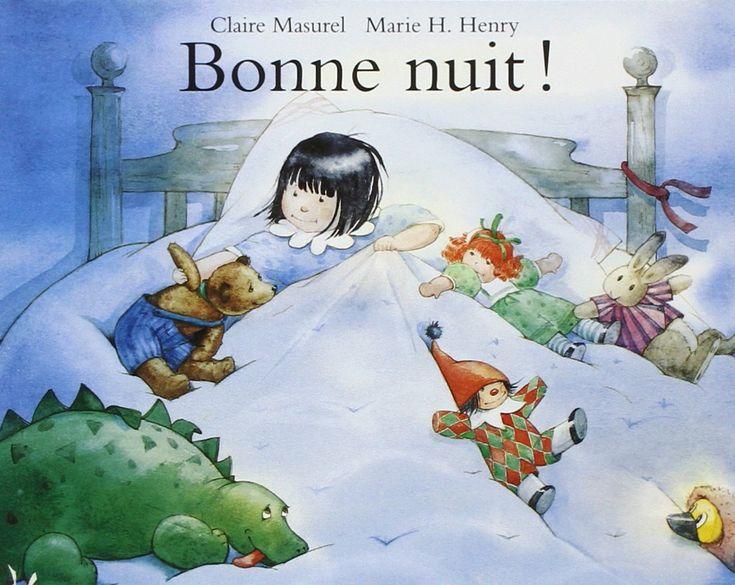"""""""Bonne nuit !"""" est un livre qui intéressera tous les parents car il facilite grandement le rituel du coucher !"""