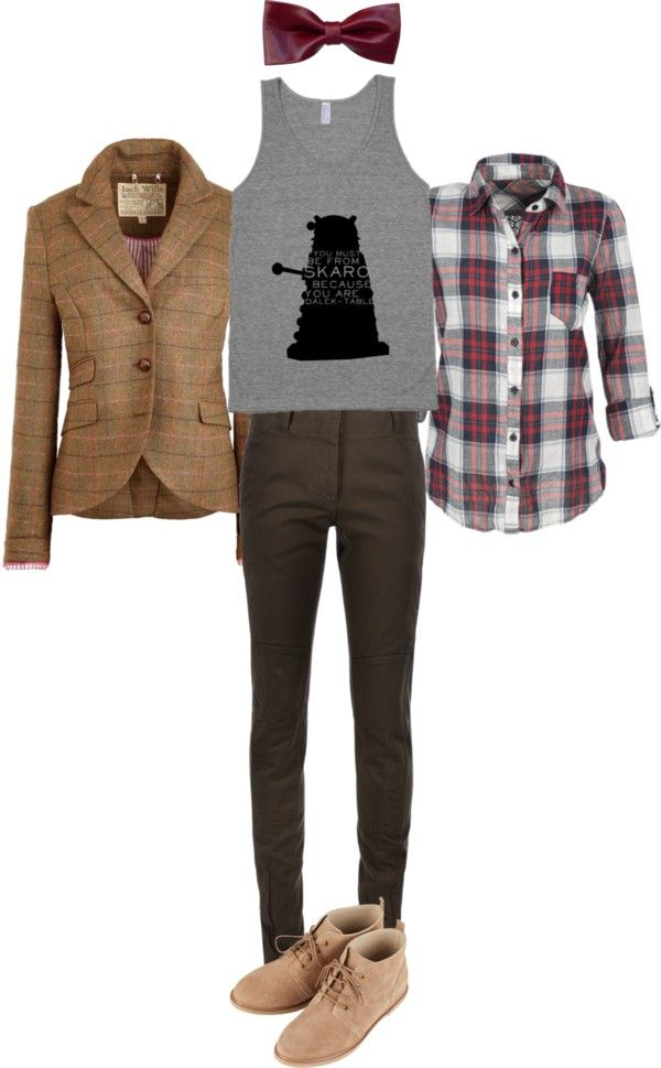"""Doctor Who: Eleven"" by lieslzhenderson on Polyvore"