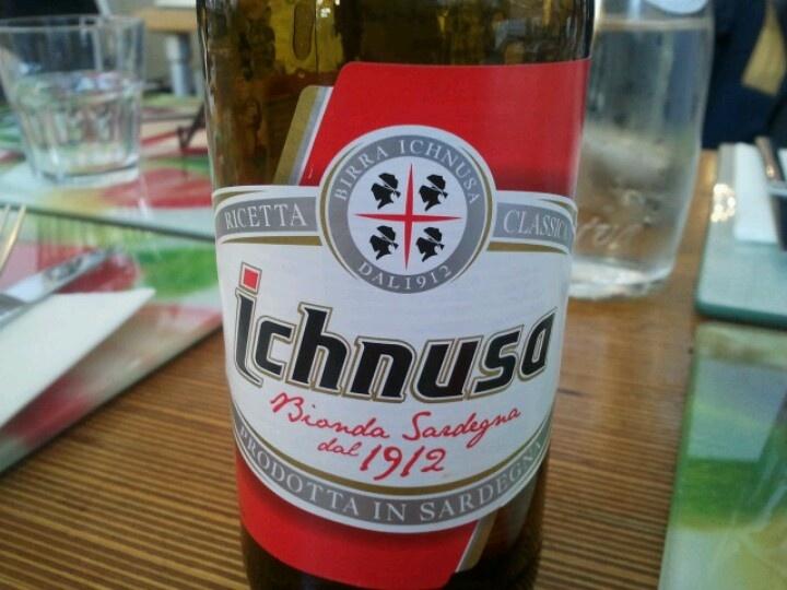 birra sarda a Londra