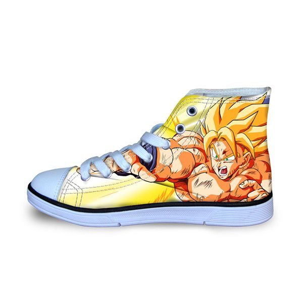 Dragon Ball Sneakers #2    FREE Shipping Worldwide    Get it here ---> https://supersaiyanstore.com/dragon-ball-sneakers-2/    #piccolo #beerus #whis #supersaiyan #kamehameha