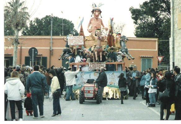 [Carnevale 2013] Vecchiano e il carnevale dei bambini