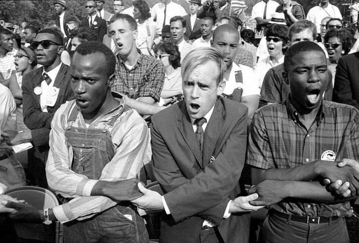 Amazing Photos From The 1963 March On Washington The March on Washington was 50 years ago this week
