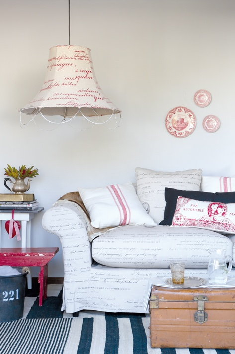 What you need to know about slipcovers - Here's how to make it work.
