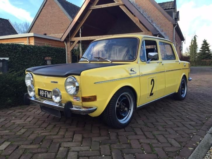 Simca 1000 Rallye 2 Replica 1975