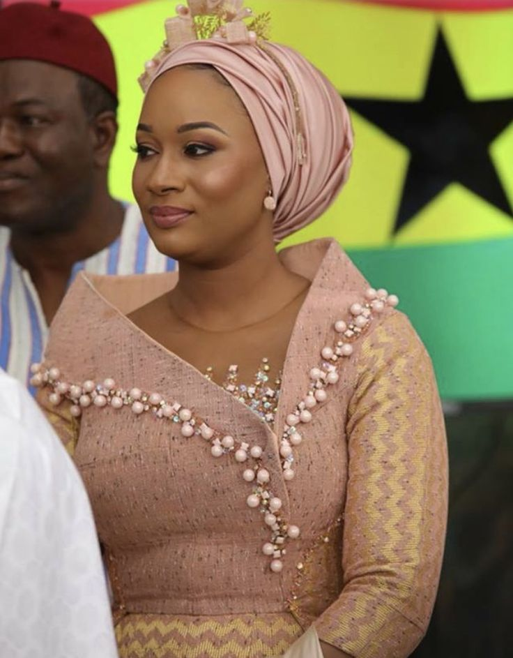 Samira Bawumia The second lady of Ghana