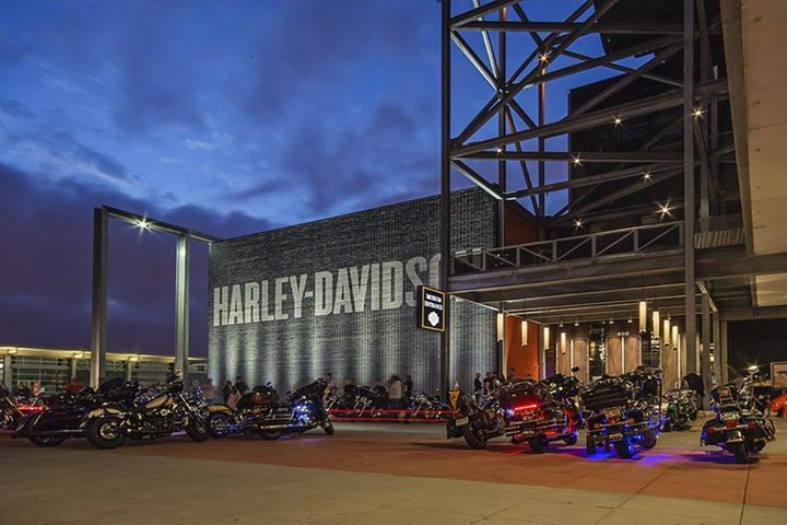 H.O.G. members, did you know your membership card now doubles as a free pass to the Harley-Davidson Museum in Milwaukee?   Think of us as your home away from home, where you're always welcome, 363 days a year. #motorbikeshed