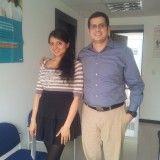 Vanessa Carrillo tomó una TOEFL Prep en nuestra sucursal de Quito. Ella es Ingeniera en Biotecnología graduada de la ESPE que planea obtener una maestría en Alemania.