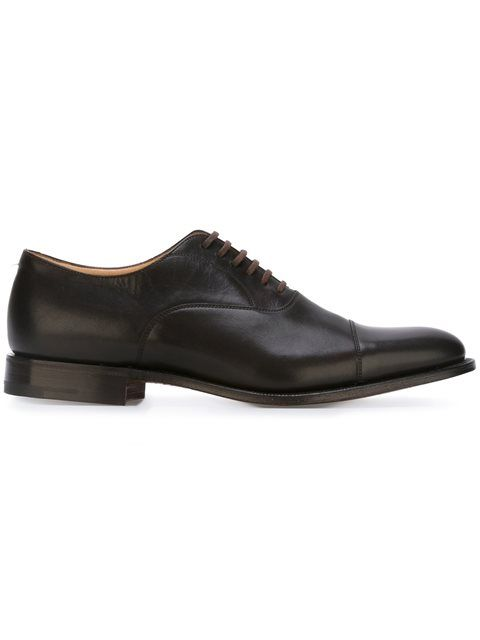CHURCH'S Oxford Lace-Up Shoes. #churchs #shoes #flats