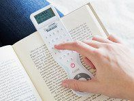 IF: Electronic Dictionary Bookmark