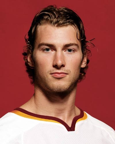 Nathan Longpre, Forward on the Chicago Wolves. Longpre,my maiden name. DeLongpre in Canada.
