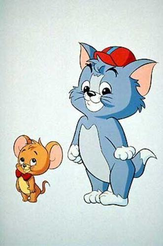 Tom y Jerry Kids