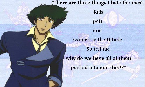 Cowboy Bebop Quotes Tumblr | Free Quotes Pages on menzza.com