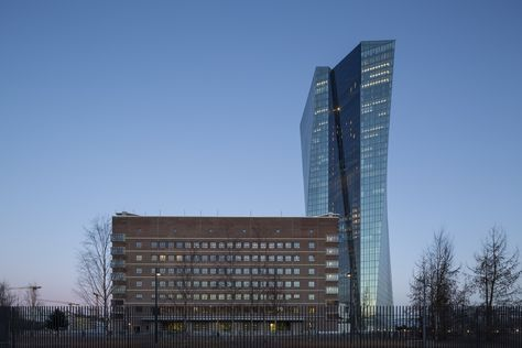 Gallery of European Central Bank / Coop Himmelb(l)au - 8