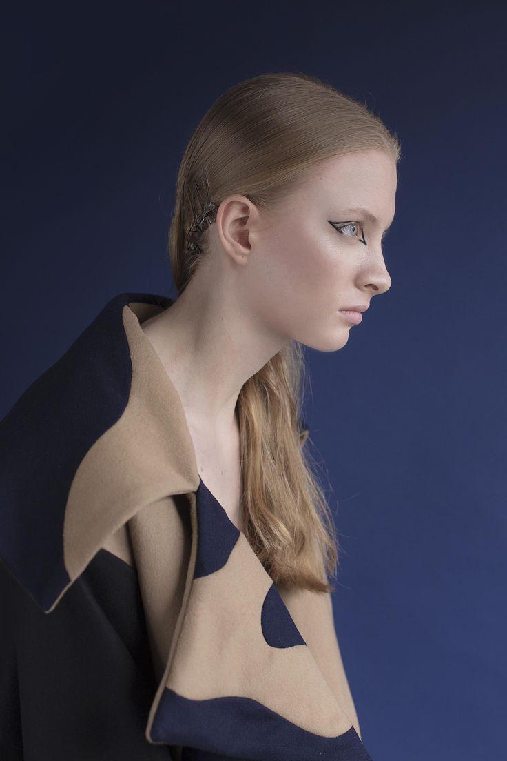 #project #designer #fashion #womenswear #model #style #brand #design #look #women #coat  #camel #wool