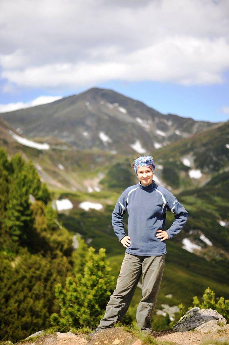 Near Inau Peak - Ronda Mountains