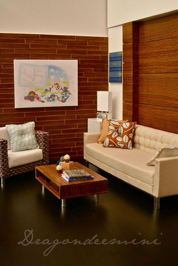 184 besten Miniature 1 6 scale doll furniture Bilder auf Pinterest - barbie wohnzimmer möbel