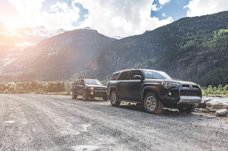 2017 Toyota 4Runner TRD Off-Road. #Toyota #4Runner #TRD #TRDoffroad #KDSS #T4R #SUV #Truck #MagneticGrey #4x4 #Offroad #5thGen #5thGeneration #Infiniti, #QX4