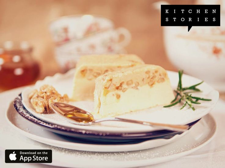"""I am cooking """"Creamy Walnut Parfait"""" with @1KitchenStories - Download http://itunes.apple.com/app/id771068291"""