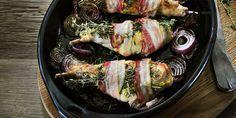 Recept konijn met tijm en mosterd