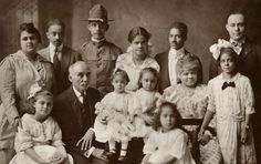 Ida B. Wells: Later in life, Ida B. Wells finds it difficult to split time between her family and her activism. She gives birth to four children: Charles, Herman, Ida and Alfreda. (Photo courtesy of Special Collections Research Center, University of Chicago Library)