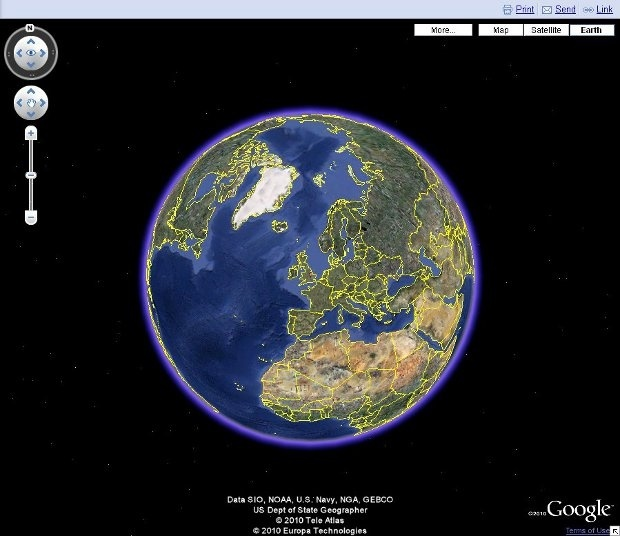 live view of planet earth - photo #8