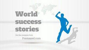 World success - 3D business emaze template