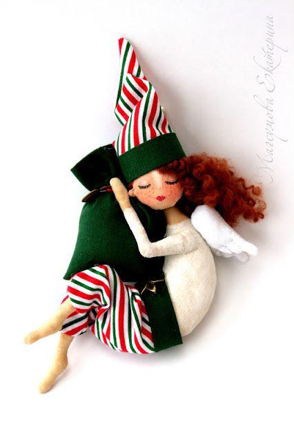 Екатерина Магсумова / kerst elfje