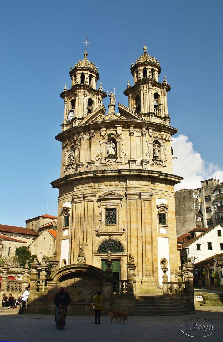 Iglesia de la Virgen Peregrina (1778-1792), Pontevedra, España. #Spain
