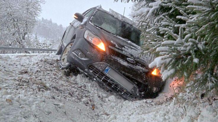 Wetterdienste warnen - Achtung!Crash-Wetterin Deutschland - News Inland - Bild.de