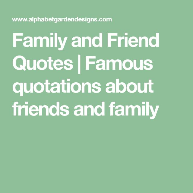 Best Family Quotes: 17 Best Famous Quotes About Family On Pinterest